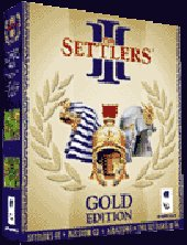 Settlers 3: Gold Edition for PC Games