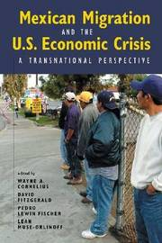 Mexican Migration and the U.S. Economic Crisis image