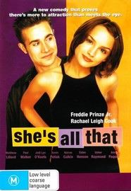 She's All That on DVD image