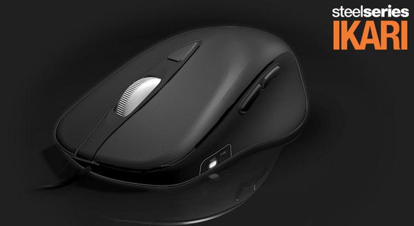 SteelSeries Ikari Laser Professional Gaming Mice
