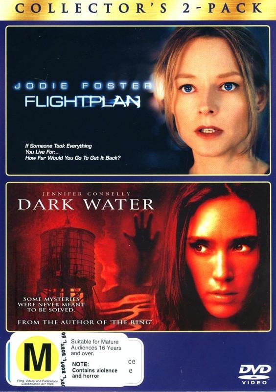 Dark Water / Flightplan (2 Disc Set) on DVD