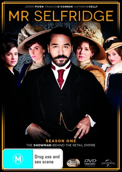 Mr Selfridge - Series 1 on DVD