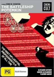Battleship Potemkin on DVD