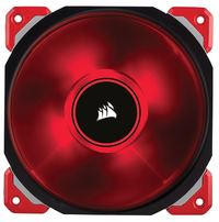 Corsair ML140 Pro 140mm Premium Magnetic Levitation Fan - Red LED