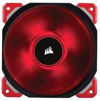 Corsair ML140 Pro 140mm Premium Magnetic Levitation Fan - Red LED