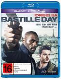 Bastille Day on Blu-ray