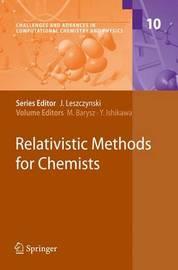Relativistic Methods for Chemists image
