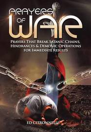 Prayers of War by Ed Citronnelli