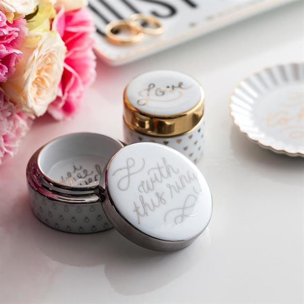 Wedding Keepsake Box With This Ring At Mighty Ape Australia