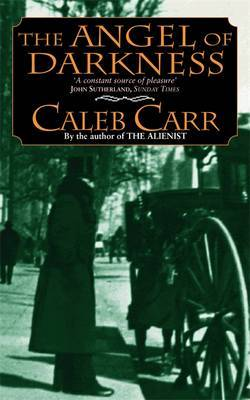 The Angel Of Darkness by Caleb Carr image