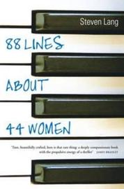 88 Lines About 44 Women by Steven Lang image