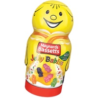 Bassetts Jelly Babies Character Jar (494g)