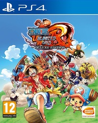 One Piece Unlimited World - Red Deluxe Edition for PS4