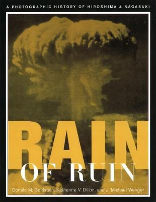 Rain of Ruin by Donald M Goldstein