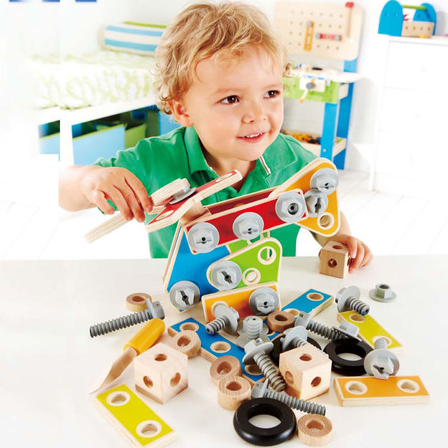 Hape: Master Builder Set