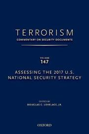 Terrorism: Commentary on Security Documents Volume 147 image