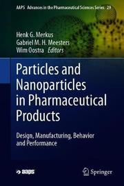 Particles and Nanoparticles in Pharmaceutical Products image