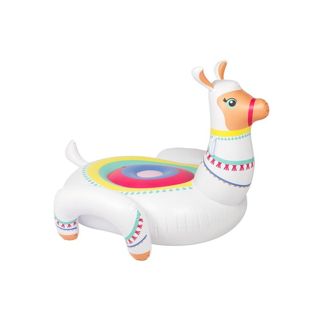 Sunnylife Luxe Ride-On Float - Llama