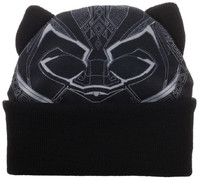 Marvel: Black Panther - Big Face Beanie