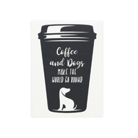 Splosh: Coffee Pet Magnet image