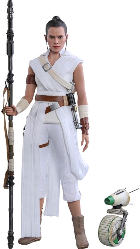 "Star Wars: Rey & D-0 - 12"" Articulated Figure"