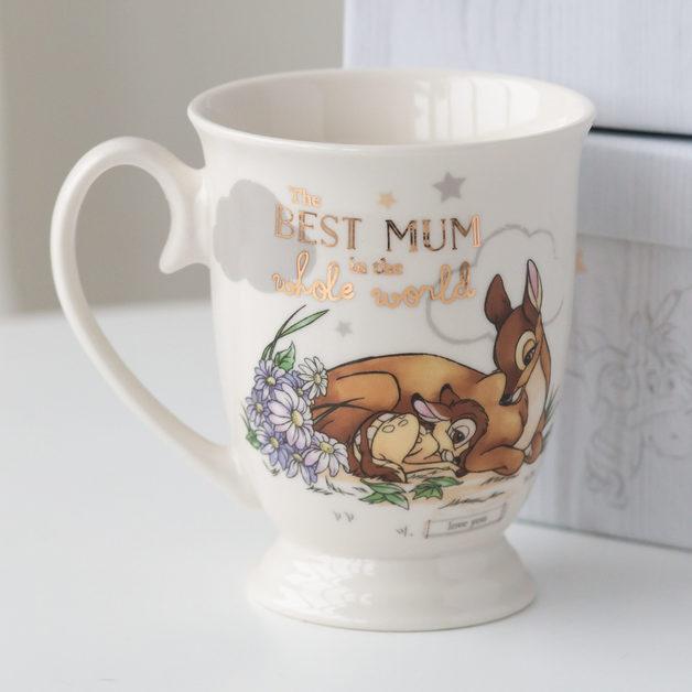 Disney: Mug - Bambi Best Mum