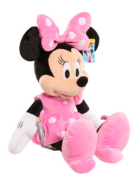 Disney: Jumbo Plush - Minnie