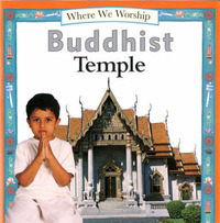 Buddhist Temple by Angela Wood image