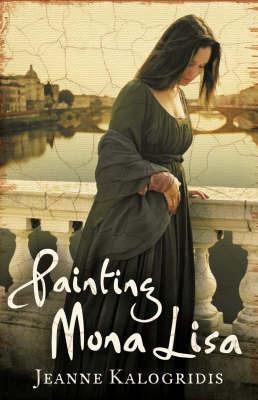 Painting Mona Lisa by Jeanne Kalogridis image