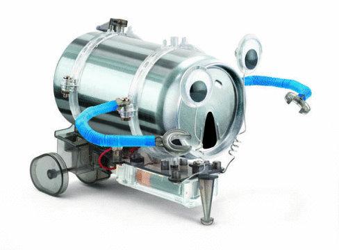 4M: Fun Mechanics Tin Can Robot image