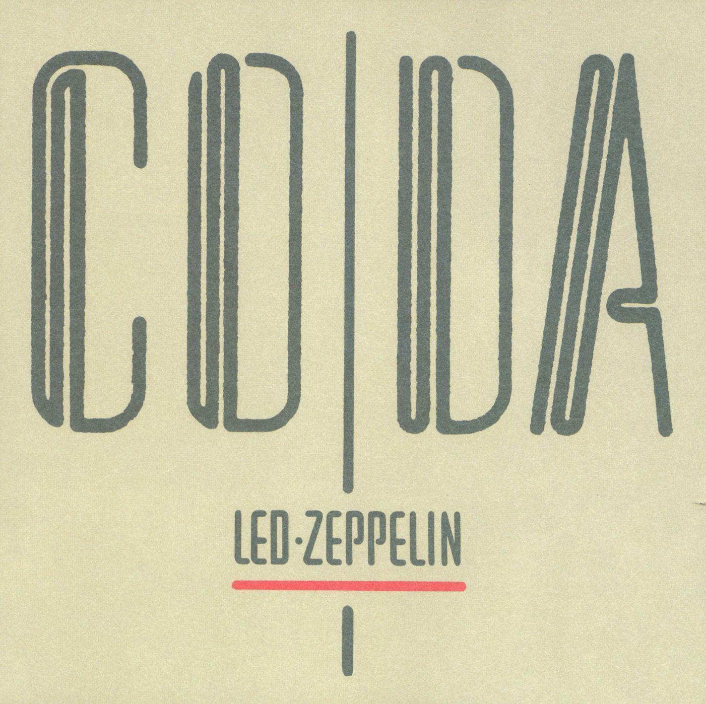Coda (Deluxe) by Led Zeppelin image