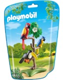 Playmobil: Zoo Theme - Tropical Birds (6653)