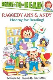 Hooray for Reading! by Patricia Hall image