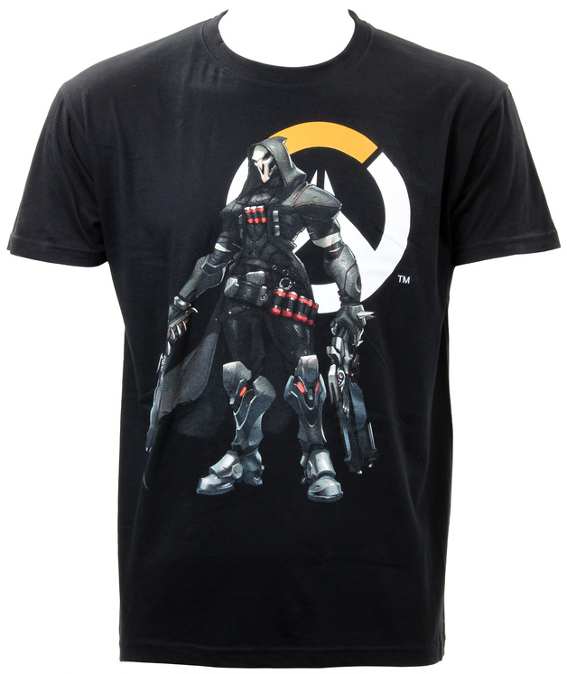 Overwatch Reaper T-Shirt (Small)