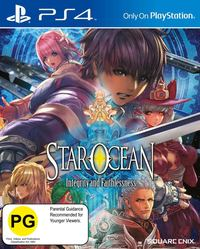 Star Ocean V: Integrity & Faithlessness for PS4