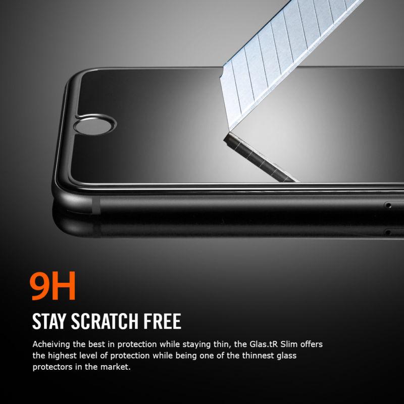 official photos efd3f 52e65 Spigen Glas'R Slim iPhone 6S Plus (5.5