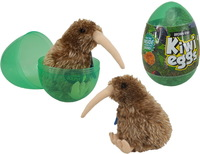 Antics: Brown Kiwi - Plush With Sound