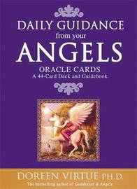 Daily Guidance from Your Angels: Oracle Cards by Doreen Virtue