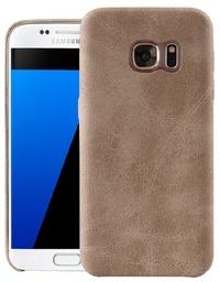 Uniq Hybrid Samsung S7 Edge Outfitter Terre Nude - Beige