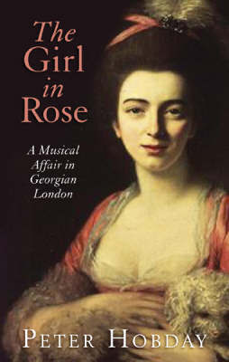 The Girl in Rose by Peter Hobday image