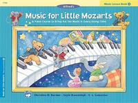 Music for Little Mozarts Music Lesson Book, Bk 3 by Christine H Barden