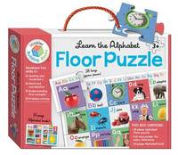 Building Blocks: Learn The Alphabet Floor Puzzle