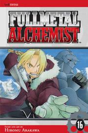 Fullmetal Alchemist: v. 16 by Hiromu Arakawa