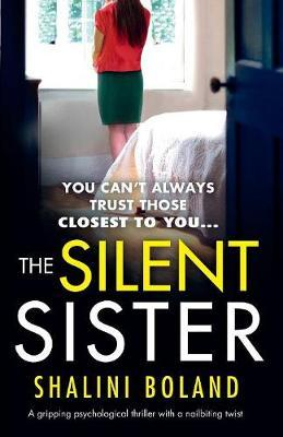 The Silent Sister by Shalini Boland image