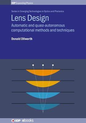 Lens Design by Donald Dilworth