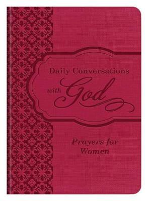 Daily Conversations with God by Compiled by Barbour Staff image