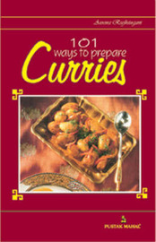 101 Ways to Prepare Curries image