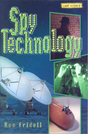Spy Technology by Ron Fridell image