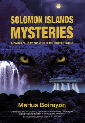 Solomon Islands Mysteries by Marius Boirayon image