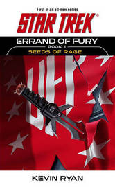 Errand of Fury: Bk. 1: Seeds of Rage by Kevin Ryan image